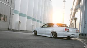 slammed cars wallpaper japan cars nissan skyline nissan skyline r34 gt r jdm japanese