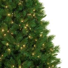 dunhill fir prelit tree lights etc