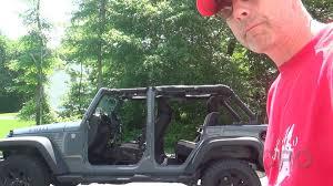 how to take doors a jeep wrangler jeep wrangler doors mirror motorcycle on hinge