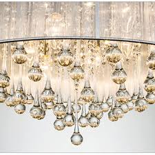 Best Selling Chandeliers Free Shipping Best Selling Modern Simple Fabric Chandelier