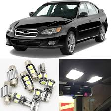 how to change interior light bulb in car 12pcs car led interior light bulbs kits for 2000 2009 subaru legacy