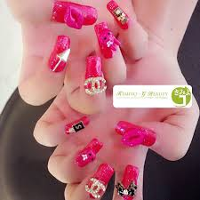 Baby Nail Art Design 29 Pink Nail Art Designs Ideas Design Trends Premium Psd