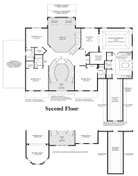 Federal Style House Floor Plans Trotters Glen The Henley Home Design