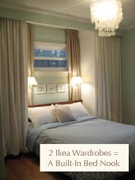 Closet Bed Frame Add Storage Space With Bedroom Built Ins And Ambiance
