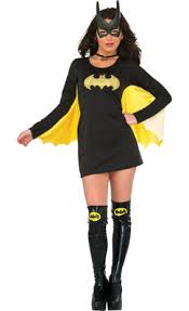 Superhero Halloween Costumes Teenage Girls Teen Girls Batgirl Costume Party Carnaval En Verkleden