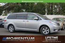 used toyota sienna for sale in san jose ca edmunds