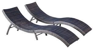 chair woven rattan wicker indoor outdoor chaise lounge peerpower