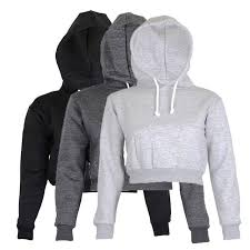aliexpress com buy sale fation womens short hooded hoodies
