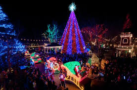 best christmas towns in the usa family days out