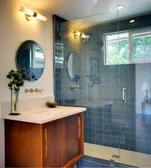 lighting design ideas fixtures mid century modern bathroom