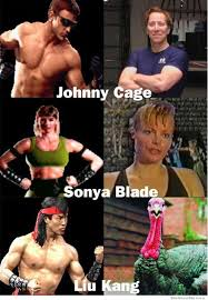 voice actors for mortal kombat weknowmemes