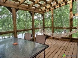 meubles pour veranda abri moustiquaire patio recherche google veranda pinterest
