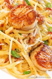 Dinner Ideas With Shrimp And Pasta Top 25 Best Scallop Pasta Ideas On Pinterest Rock Shrimp