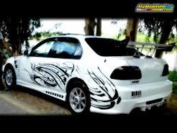 honda civic modified modified honda civic 2000 with body kits u2013 wallpapers gallery
