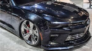 2016 camaro ss concept chevrolet camaro ss slammer concept sema 2016 look