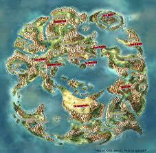 Kings Island Map Dragon U0027s Den U003e Dragon Quest Vi Ds U003e Maps