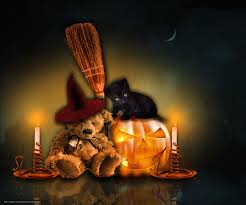 desktop wallpaper halloween download wallpaper halloween bruin kitten 3d free desktop