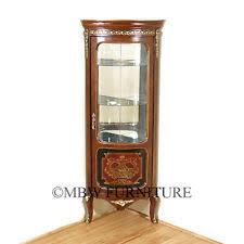 Corner Curio Cabinet Australia French Antique Curio Cabinets Ebay
