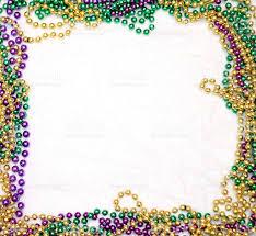 mardi gras frame mardi gras bead frame stock photo 532186707 istock