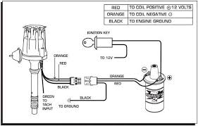 msd distributor wiring diagram wiring diagram and schematic design