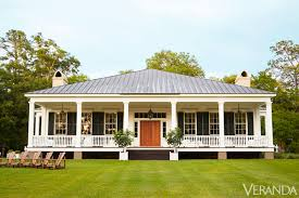 Cracker Style House Plans House Tour Gracious Proportions Make For A Grand Home