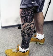 30 leg designs for big cat ink ideas