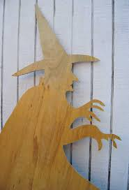 Outdoor Wooden Halloween Decorations by 25 Best Halloween Yard Art Ideas On Pinterest Halloween Yard