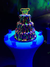 Glow In The Dark Lights Glow Frosting Recipe And Lots Of Ideas 2 Lb Powdered Sugar 2
