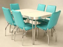 metal kitchen table oak bentwood chairs about contemporary