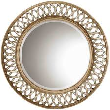 Wall Mirrors Amazon Com Uttermost 14028 B Entwined Mirror Antique Gold Home