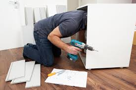 kitchen cabinets disassembly remodeling and hauling service