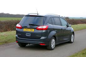 ford grand c max estate 2010 driving u0026 performance parkers
