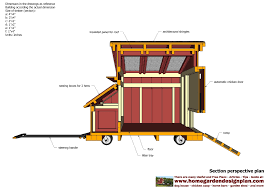 Garden Shed Floor Plans Chicken Coop Building Plans Free 6 Diy Chicken Co Op Plans Free