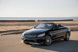 convertible mercedes black photo mercedes benz 2017 c 300 4matic amg line cabriolet black auto