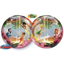 tinkerbell fairy friends bubble uninflated
