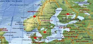 map northern europe scandinavia scandinavian countries what are what to see in scandinavia