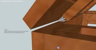 Build Deck Bench Seating How To Build A Deck Storage Bench Denver Shower Doors U0026 Denver