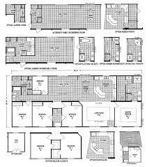 skyline multi section modular home model 6606 7632 floorplan from