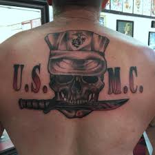 small american flag tattoos 75 cool usmc tattoos meaning policy and designs 2017