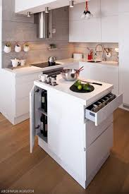 compact kitchen island 29 charming compact kitchen designs designing idea norma budden