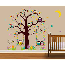 stickers chambre bébé fille pas cher stickers hibou chambre bb awesome sticker hibou et cie cm x cm