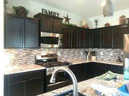 kitchen hutch decorating ideas decorations for top of kitchen cabinets truequedigital info