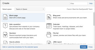 Template Meeting Notes by Organize Your Space Atlassian Documentation