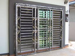 grilled door u0026 security screen doors security doors security