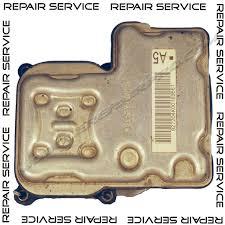 chevrolet silverado 1500 2002 abs pump module repair service