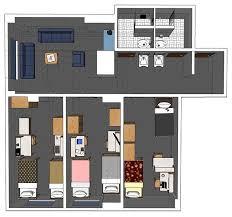 in suite floor plans binghamton rooms
