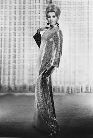 Za Za Gabor Zsa Zsa Gabor The Prototype Of The Famous For Being Famous