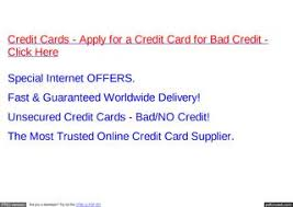 credit card applications online visa credit card application