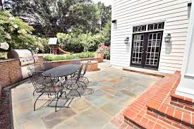 outdoor cooking and dining season is here james river outdoor kitchen retaining wall
