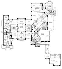 luxury mediterranean home plans level floor plan the sater design collection s luxury